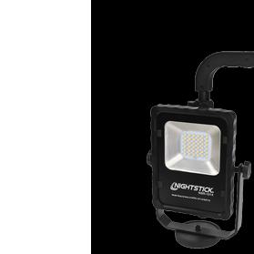 Akumulatorowe oświetlenie pola akcji